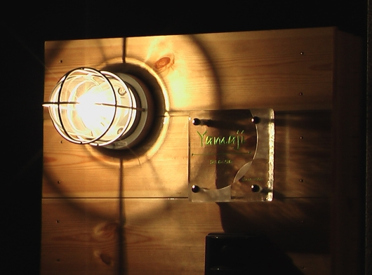 手作りガラス表札、表札1ドットコム
