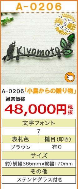 A-0206小鳥からの贈り物