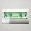手作りガラス表札(MUROYA)